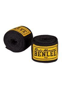 BENLEE Rocky Marciano Kinder Bandagen Schwarz, Größe:300 cm