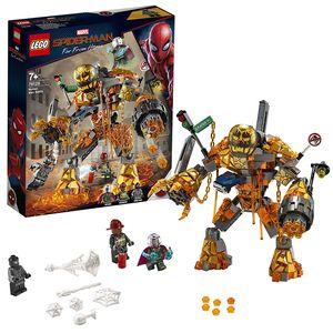 LEGO® Marvel Super Heroes™  76128 Duell mit Molten Man, 76128
