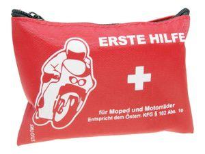 Erste-Hilfe-Set / Verbandskissen für Roller, Moped, Motorrad  Erste-Hilfe-Set / Verbandskissen für Roller, Moped, Motorrad (5-017)