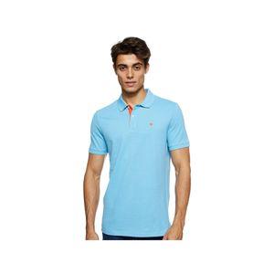 Tom Tailor Herren Shirt 1016502 Soft Cloud Blue