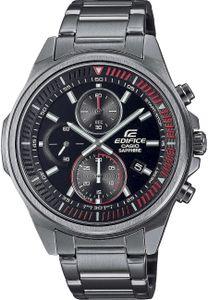 Casio EFR-S572DC-1AVUEF Edifice Herrenuhr Chronograph Grau/Rot