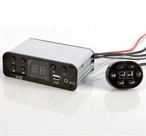 Eliga MP3-Radio für Sauna / Infrarotkabine / Dampfbad