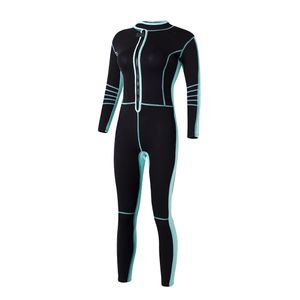 Damen 3mm Ganzkörper Neoprenanzug   Wassersport, Tauchen, Schnorcheln, Surfanzug   Bequem, Flexibel Und Warm Halten   Mehrere Farben Und Größen Größe M