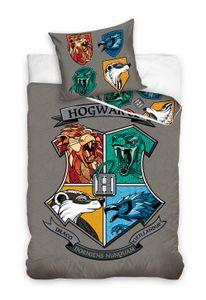 Harry Potter HOGWARDSBettwäsche 135x200 + 80 x 80