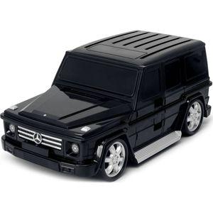 Ridaz Kinderkoffer in Wagenoptik Mercedes G-Class Schwarz