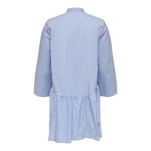Only Damen Kleid 15198076 White