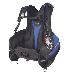 Mares Prime Upgradable Black / Blue XL