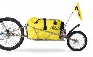 BOB Ibex Transportanhänger, Auswahl:für MTB 26 mit Bag (TR 0512)