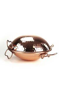 'CopperGarden®' Cataplana Bräter 19cm - S