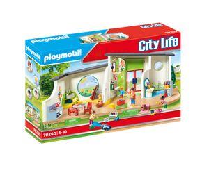"""PLAYMOBIL City Life 70280 KiTa """"Regenbogen"""""""
