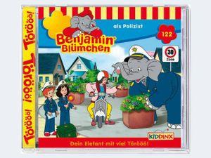 Benjamin Blümchen als Polizist (122)