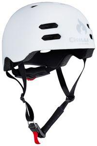 Chilli Stunt Scooter Helm - Weiß M