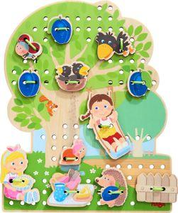 Haba Fädelspiel Obstgarten