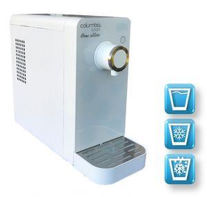 Auftisch-Tafelwasseranlage Columbia Soda Home edition NFG (Option CO2 Eigentumsflasche: ohne CO2 Flasche, ohne CO2 Druckregler)