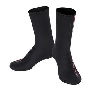 Neopren Socken 3mm Neoprenanzug Socken Thermo Anti-Rutsch für Männer Frauen Schnorcheln Schwimmen Surfen Segeln Kajak Tauchen Größe L