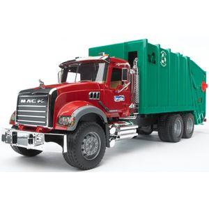Bruder 02812 - Mehrfarbig - Müllwagen-Modell - Acrylnitril-Butadien-Styrol (ABS) - 4 Jahr(e) - 1:16 - 697 mm