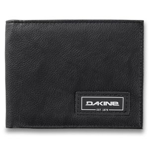 Dakine Riggs Coin Wallet Black One Size