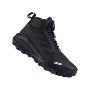 Adidas Kinder Sneaker  Synthetikkombination schwarz 371/2