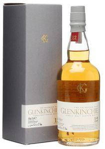 Glenkinchie 12 Jahre Lowlands Single Malt Scotch Whisky 0,2l, alc. 43 Vol.-%