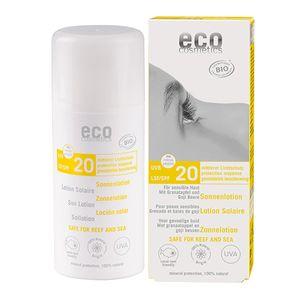 eco cosmetics Sonnenlotion LSF 20 - 100 ml