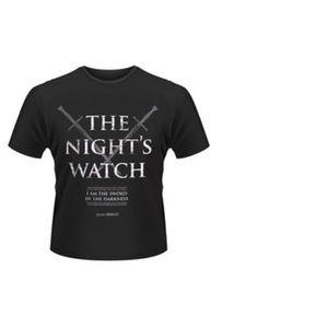 Game of Thrones T-Shirt The Night Watch Größe S