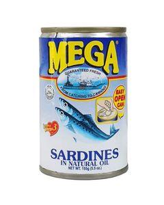 Sardinen im eigenen Saft 155 g