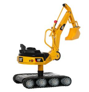 rolly toys Digger CAT Metallbagger - Maße: 870x450x960 mm; 513215