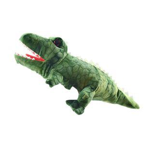 Plüsch-Handpuppenspielzeug Offener beweglicher Mund für Rollenspiel-Geschenkkinder JIN201224030E