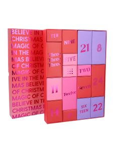 Adventskalender zum Befüllen Pink-Töne SIX 360-611_SIX