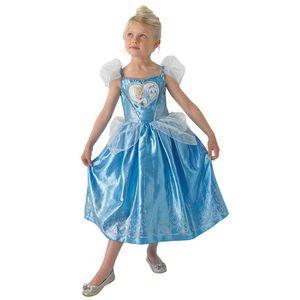 Disney Prinzessin Cinderella Kostüm, Kind, Größe:S