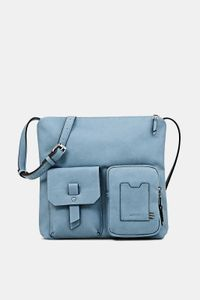 Esprit Tasche Shoulder Bag EAO in Blau, Größe