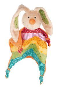 sigikid Schnuffeltuch Hase Rainbow Rabbit bunt