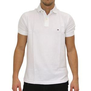 Tommy Hilfiger Core Premium Regular Poloshirt Herren Weiß (867878433 100) Größe: M