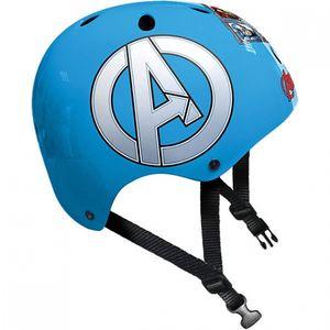 Marvel Skate Helm Avengers blau Größe 54/60 cm