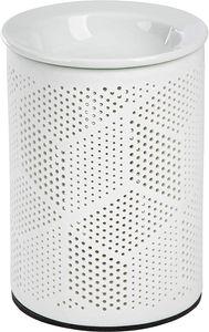 ONVAYA® Duftlampe   Elektrisch   Creme weiß   Aroma Diffuser   Aromalampe   Duftstövchen   Modernes Duftlicht   Modell Marina