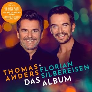 Anders,Thomas & Florian Silbereisen - Das Album - CD
