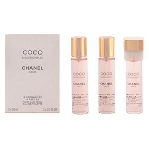 Chanel Coco Mademoiselle 60ml Eau de Toilette Twist and Spray