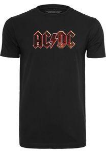 Merchcode T-Shirt AC/DC Voltage Tee Black-XS