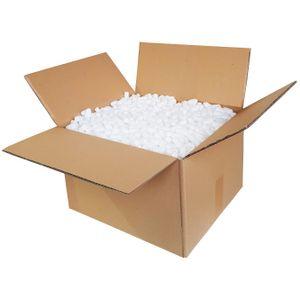 Verpackungschips - Maisflips - Füllmaterial -   30 L - kompostierbar - im Karton