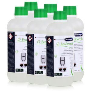 DeLonghi EcoDecalk DLSC500 Entkalker für je 5 Entkalkungsvorgänge (6er Pack)