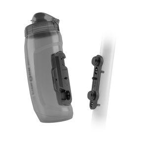 Fidlock Trinkflaschen Set TWIST bottle 590 transparent black