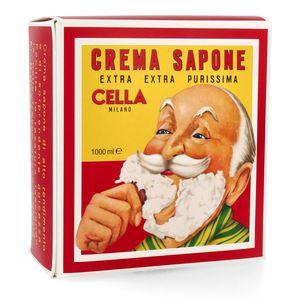 Cella Rasierseife Crema Sapone Extra Purissima 1000 g