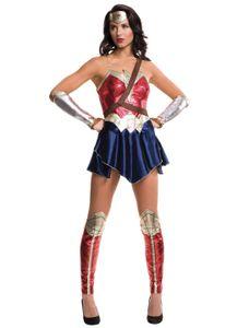 Kostüm Wonder Woman Justice League 4-tlg. Größe: S