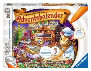 Adventskalender Weihnachtsbäckerei