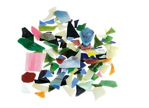 VBS Mosaikbruch, farb. sort., ca. 300g