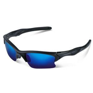 Sonnenbrillen Herren Polarisierte UV Schutz Leichter Unzerbrechlicher Rahmen, zum Radfahren Skifahren Autofahren Fischen Laufen Wandern Sport