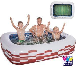 Happy People Stadion Pool Schwimmbecken  200 x 150x 50 cm