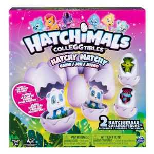 Spin Master 6039765 - Hatchimals - Hatchy Matchy Game