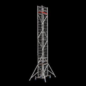 Krause STABILO FahrGerüst Serie 10, Feldlänge 2,00 m, Arbeitshöhe ca. 12,40 m