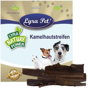 5 kg Lyra Pet® Kamelhaut Streifen
